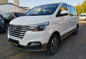 9234 Hyundai Grand Starex Urban Exclusive 2020 4WD