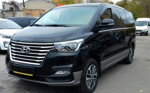6267 Hyundai Grand Starex Urban Exclusive 2019 4WD