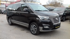9007 Hyundai Grand Starex Urban Exclusive 2019 4WD