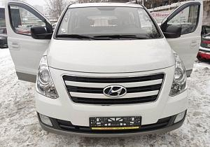 HYUNDAI GRAND STAREX 4WD MODERN SPECIAL 2017 ГОД БЕЛЫЙ