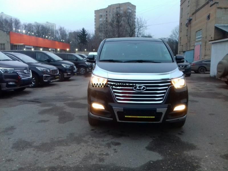 3385 Hyundai Grand Starex Urban Exclusive 2019 4WD