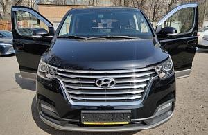 HYUNDAI GRAND STAREX Urban Exclusive чёрный без люков