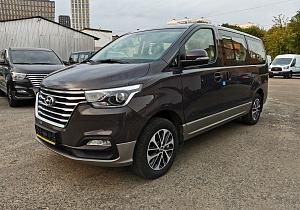 4962 Hyundai Grand Starex Urban Exclusive 2020 4WD